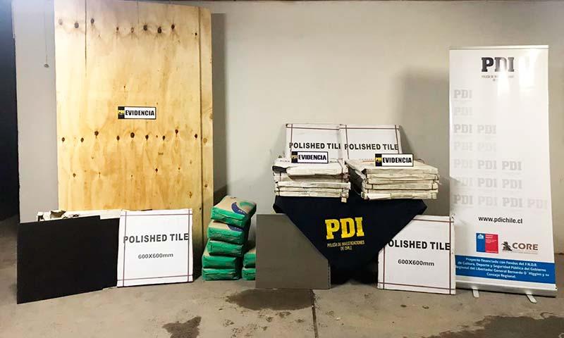 Aclarado robo en local comercial de Santa Cruz