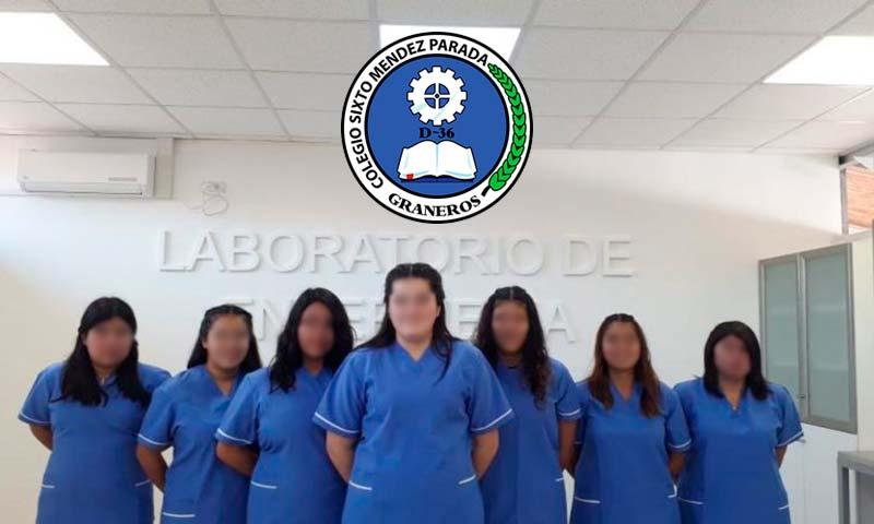 carrera tecnica de enfermeria colegio sixto mendez