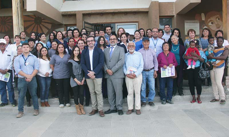 Hospital de Marchigüe realiza convenios municipales
