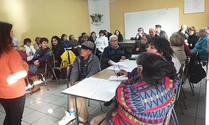 Centro Arrebol realiza jornada con comunidad