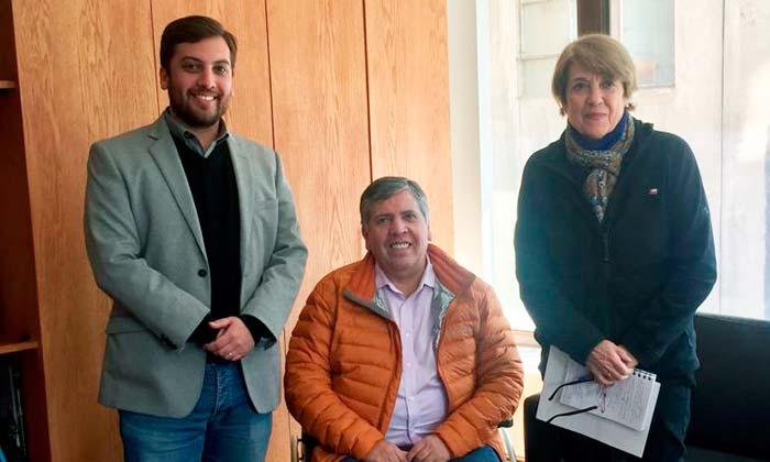 Diputado Raúl Soto valora apoyo de ministra de Cultura a futuros proyectos de Rengo
