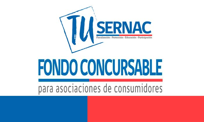 fondo concursable 2019 sernac