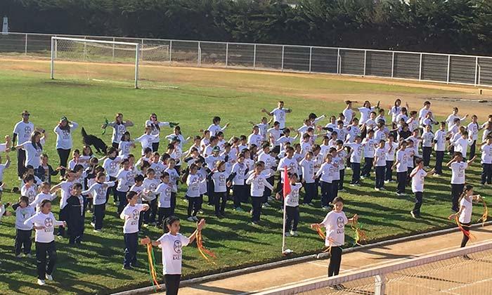 Senda Previene Pichilemu, participa en Primera Olimpiadas deportivas
