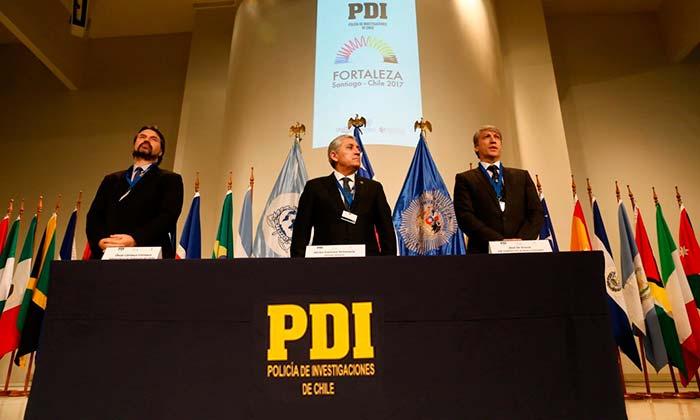 88° Asamblea Interpol se realizará en Chile