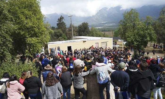 Graneros: Municipio inaugura primera Granja Educativa