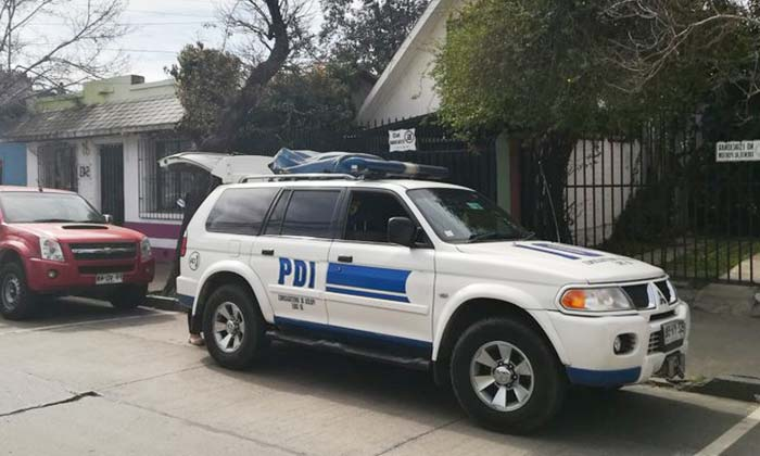 pdi furgon policial