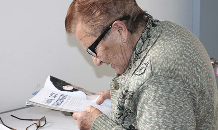 Salud Machalí: Más de 70 adultos mayores beneficiados con lentes