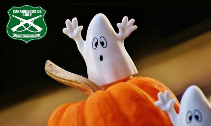 carabineos halloween