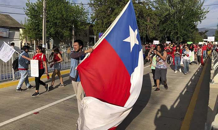 Graneros vota No al Estado de Excepción y Toque de Queda