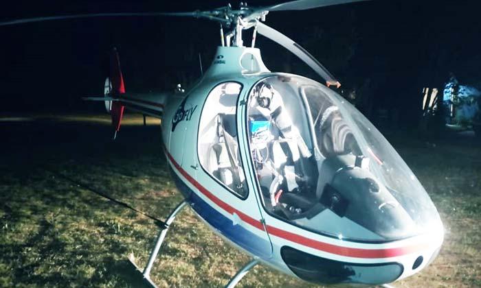 Requínoa: PDI ubica helicóptero hurtado
