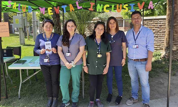 Hospital de Lolol conmemora Día Internacional de la Discapacidad