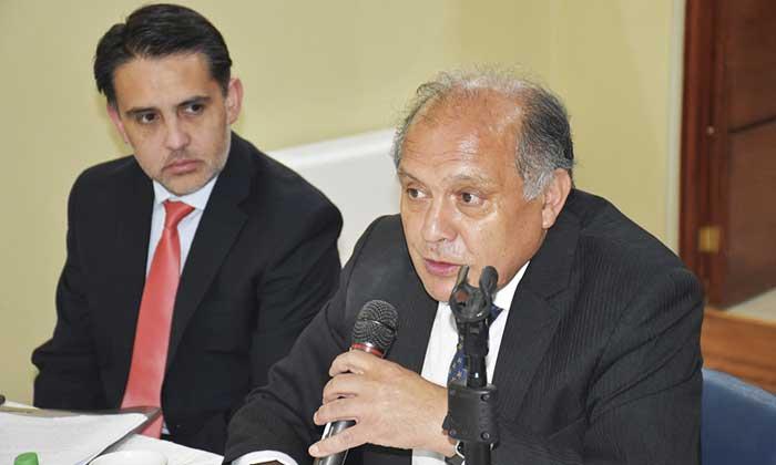 Ministro de la corte Suprema encabeza VI mesa de trabajo interinstitucional de familia en Rancagua