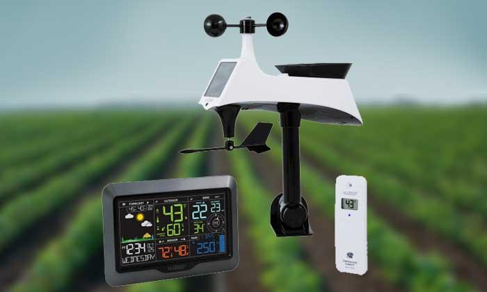 Agricultores urbanos deberán enfrentar crisis hídrica con tecnología