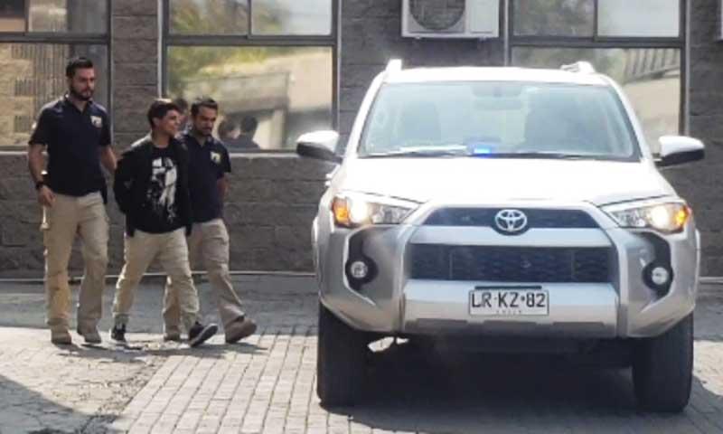 Detenido tercer imputado por el robo a supermercado Jumbo de Rancagua