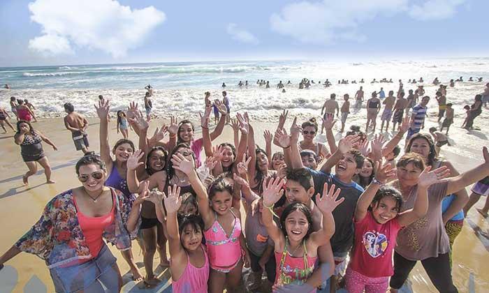 Graneros: Vacaciones gratuitas para 5 mil personas