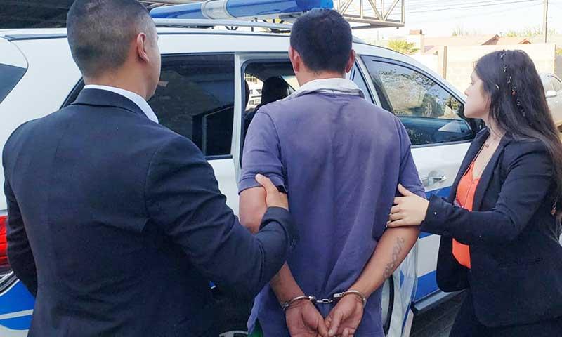 PDI detiene a sujeto que efectuó robo con violencia a una mujer