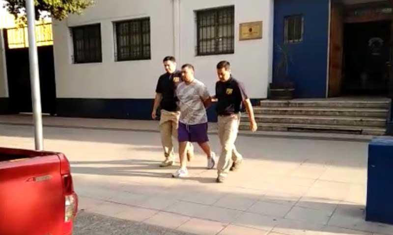 Banda criminal que amenazaba de muerte a familia de Rengo