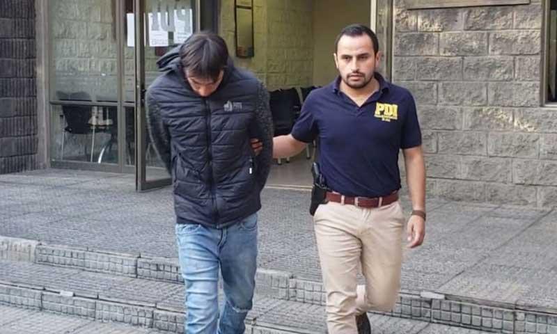 PDI esclarece homicidio de joven en Rancagua