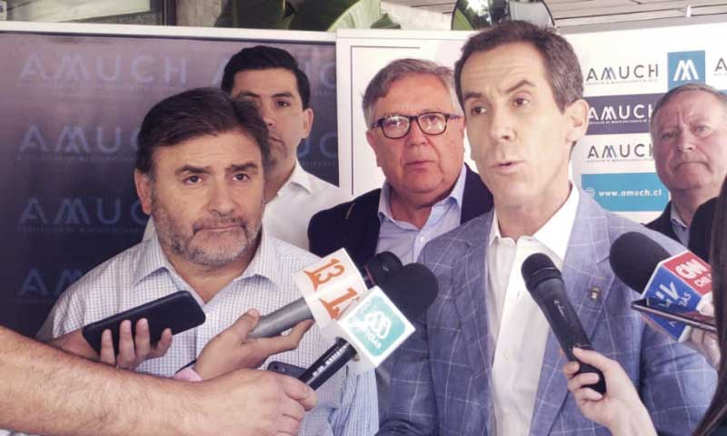 Alcalde de Rancagua solicita decretar cuarentena nacional por Coronavirus