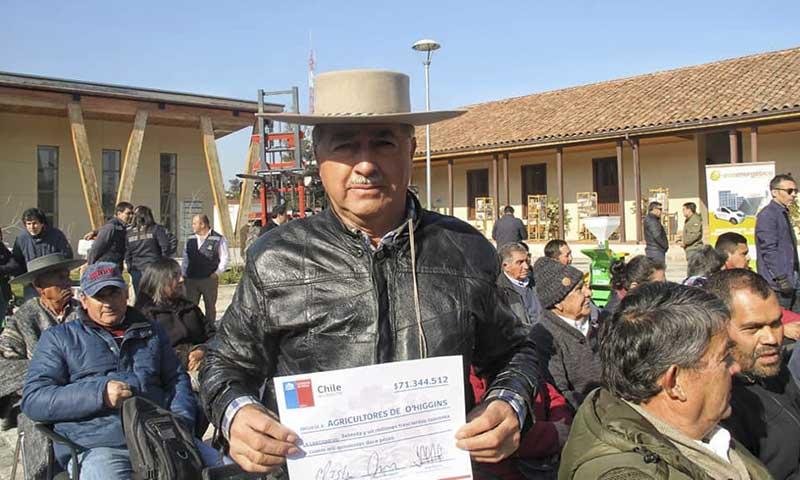 Coronavirus: Indap posterga por 90 días vencimiento de créditos que mantienen los productores campesinos
