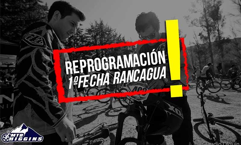 Coronavirus: MTB O'Higgins reprograma primera fecha del torneo en Rancagua
