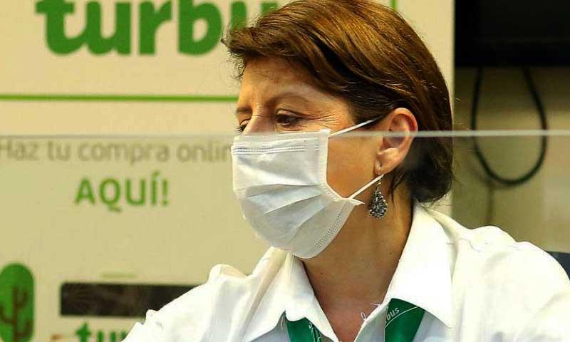 Coronavirus: Turbus busca a pasajeros que viajaron Santiago-Rancagua