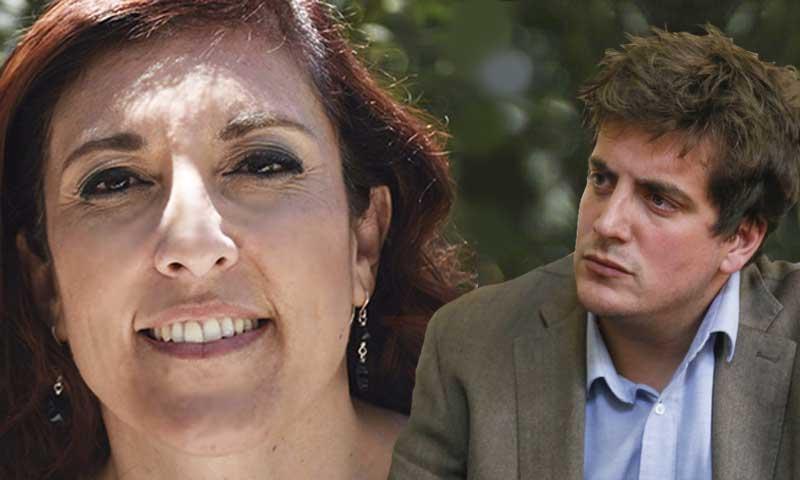 Patricia muñoz frena en seco a Diego Schalper