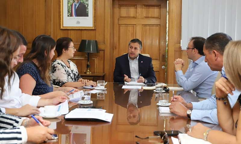 Refuerzan trabajo intersectorial para enfrentar el Coronavirus en la Sexta Región