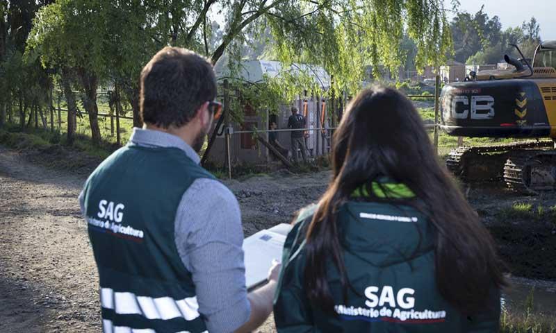 SAG O'Higgins implementa sistema de atención a usuarios ante emergencia por Covid-19