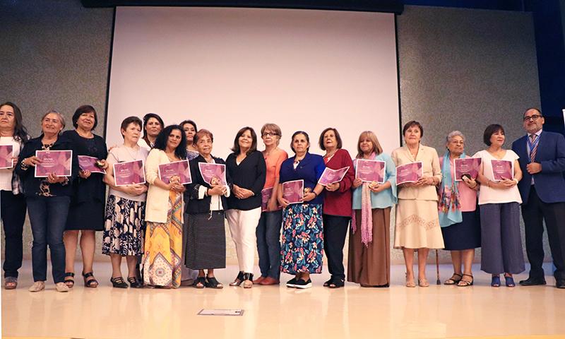 Salud O'Higgins conmemora el Día Internacional de la Mujer