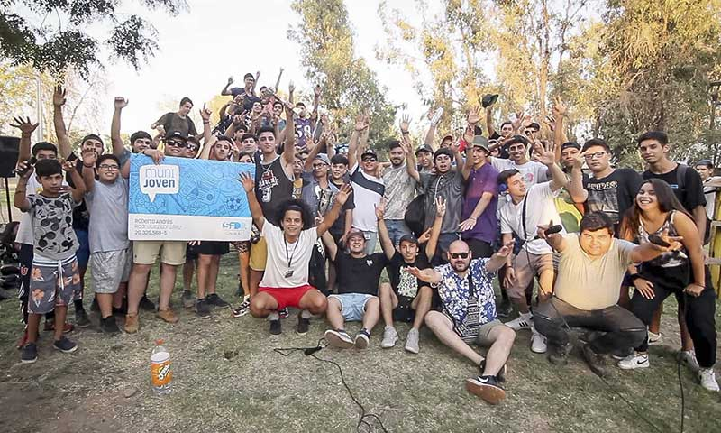 San Fernando: Oficina municipal de la juventud se adjudica fondo OMJ
