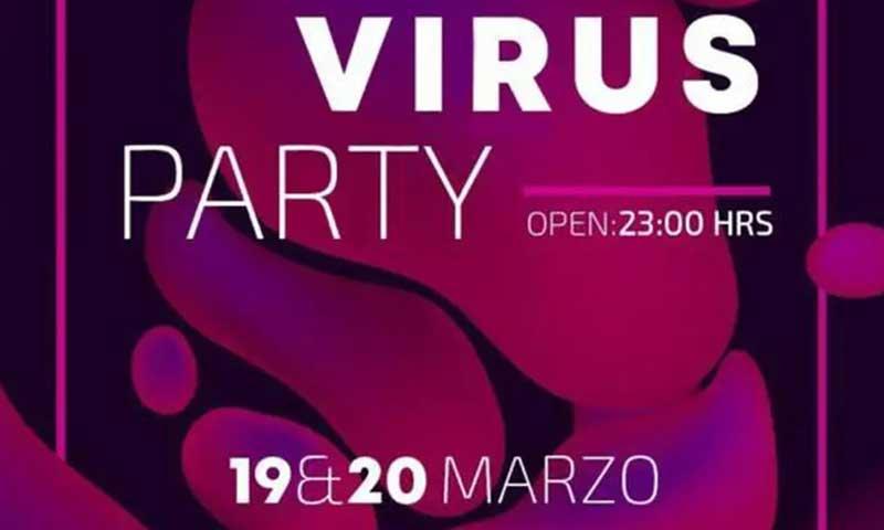 virus party rancagua