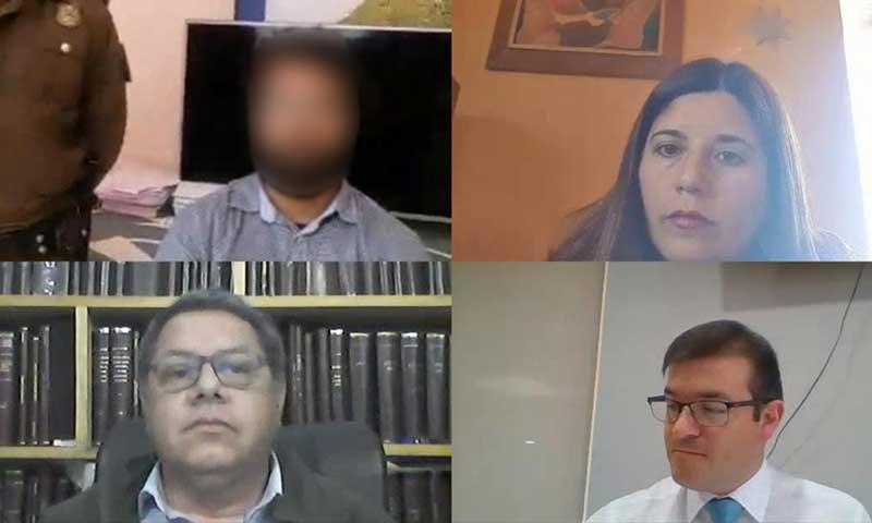 Juzgado de Litueche realiza primera audiencia por videoconferencia