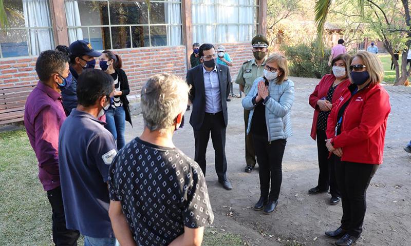 Autoridades ponen en marcha albergue para personas en situación de calle