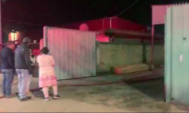 PDI investiga muerte en incendio en la comuna de Codegua