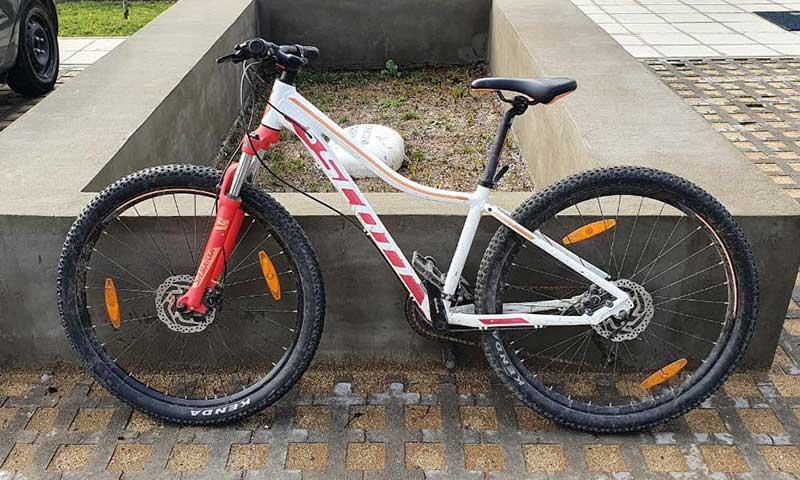 Detectives recuperan en Chépica bicicleta que fue robada en Concepción