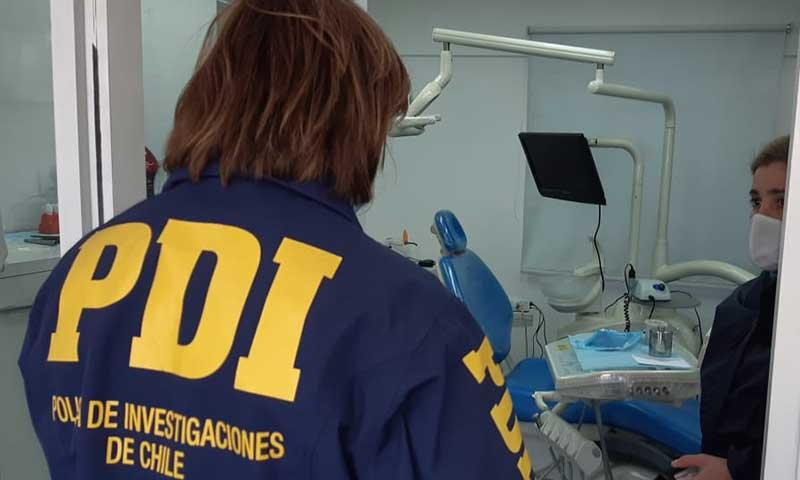 PDI efectúa fiscalización a extranjeros en San Fernando