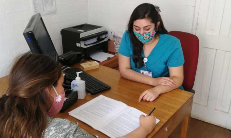 Salud Mental del Hospital de Coinco refuerza su equipo de trabajo