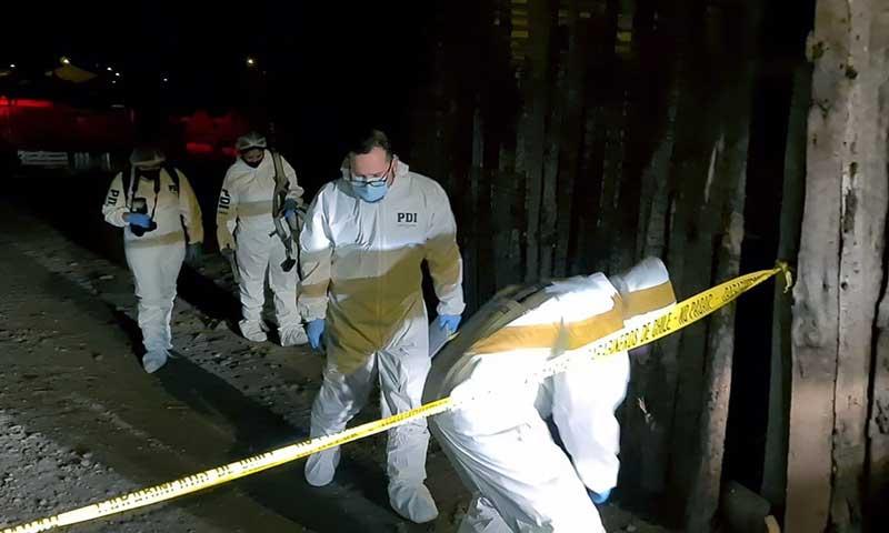 Discusión de amigos termina con uno muerto de 2 balazos en San Fernando