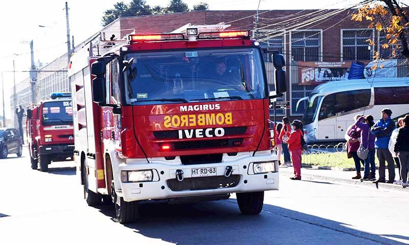 bomberos san fernando